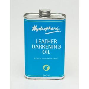 Hydrophane Leather Darkening Oil: 500 ml in Unknown