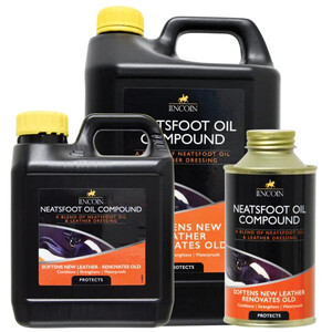 Lincoln Blended Neatsfoot Oil: 4 L in Unknown