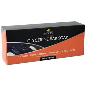 Lincoln Classic Traditional Glycerine Bar Soap: 250g in Unknown