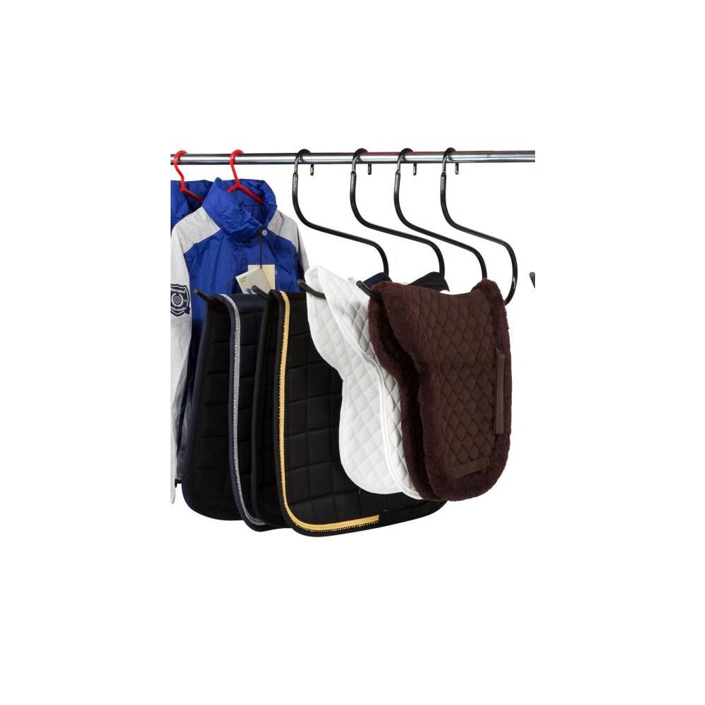 Stubbs Numnah Hangers (S935) - Set of 5 in Unknown