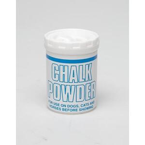 Battles Chalk Powder in Unknown