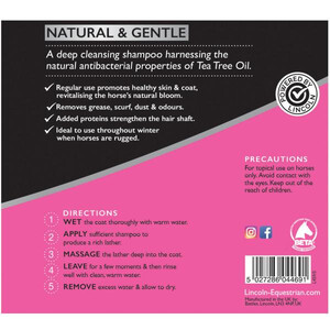 Lincoln Tea Tree Oil Shampoo