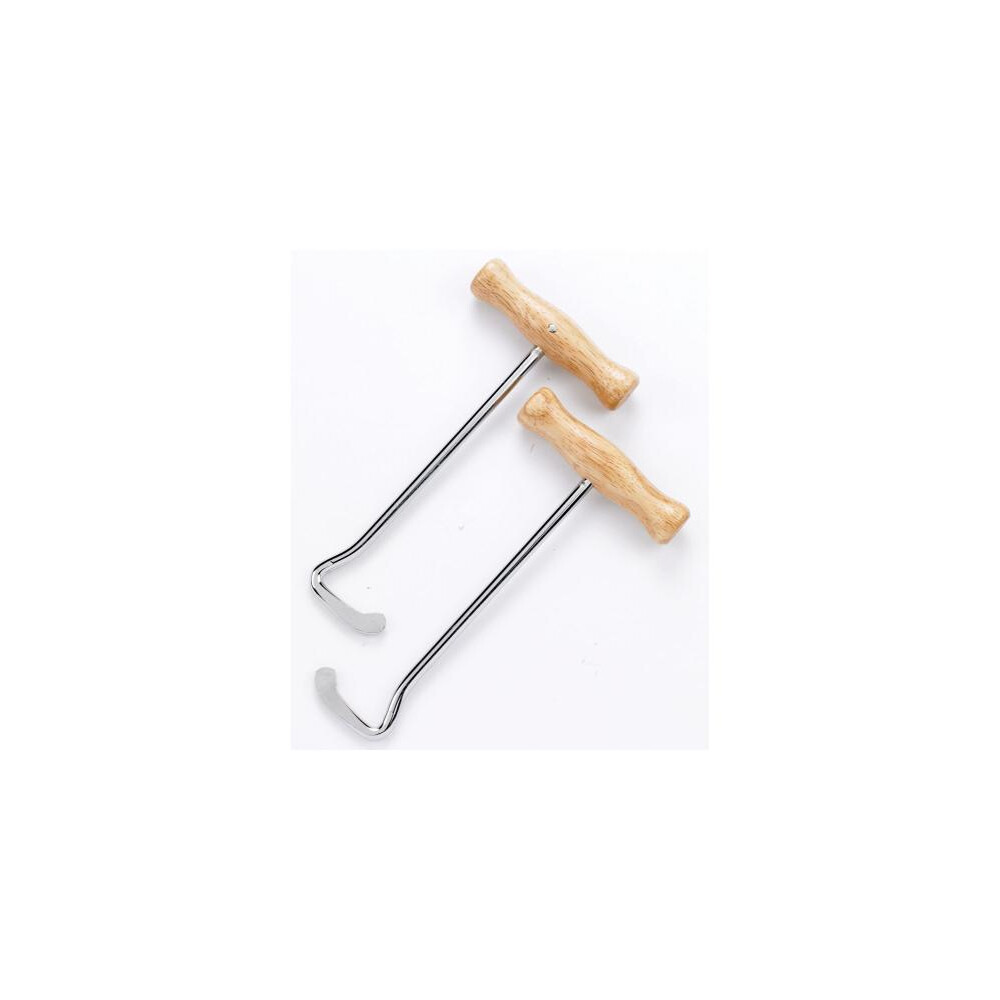 Hy Equestrian Boot Pull - Pair in Natural