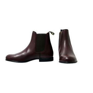 Supreme Products Show Ring Jodhpur Boots - Oxblood in Oxblood