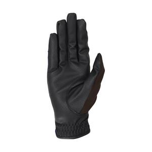 Hy Equestrian Hy5 Burnham Pro Gloves - Brown