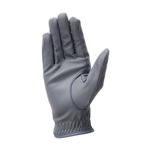 Hy Equestrian Hy5 Lightweight Riding Gloves - Navy/Orange