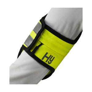 Hy Equestrian HyViz Relector Phone & Key Holder - Yellow