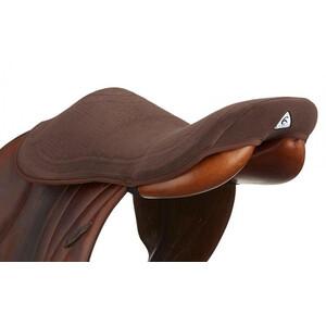 Acavallo Gel In Seat Saver Brown Large