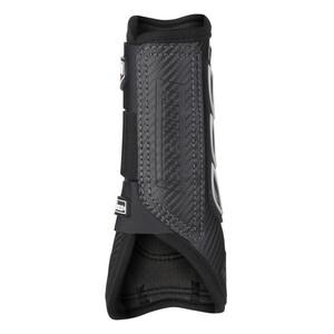 LeMieux Carbon Air XC Boots - Black - Front