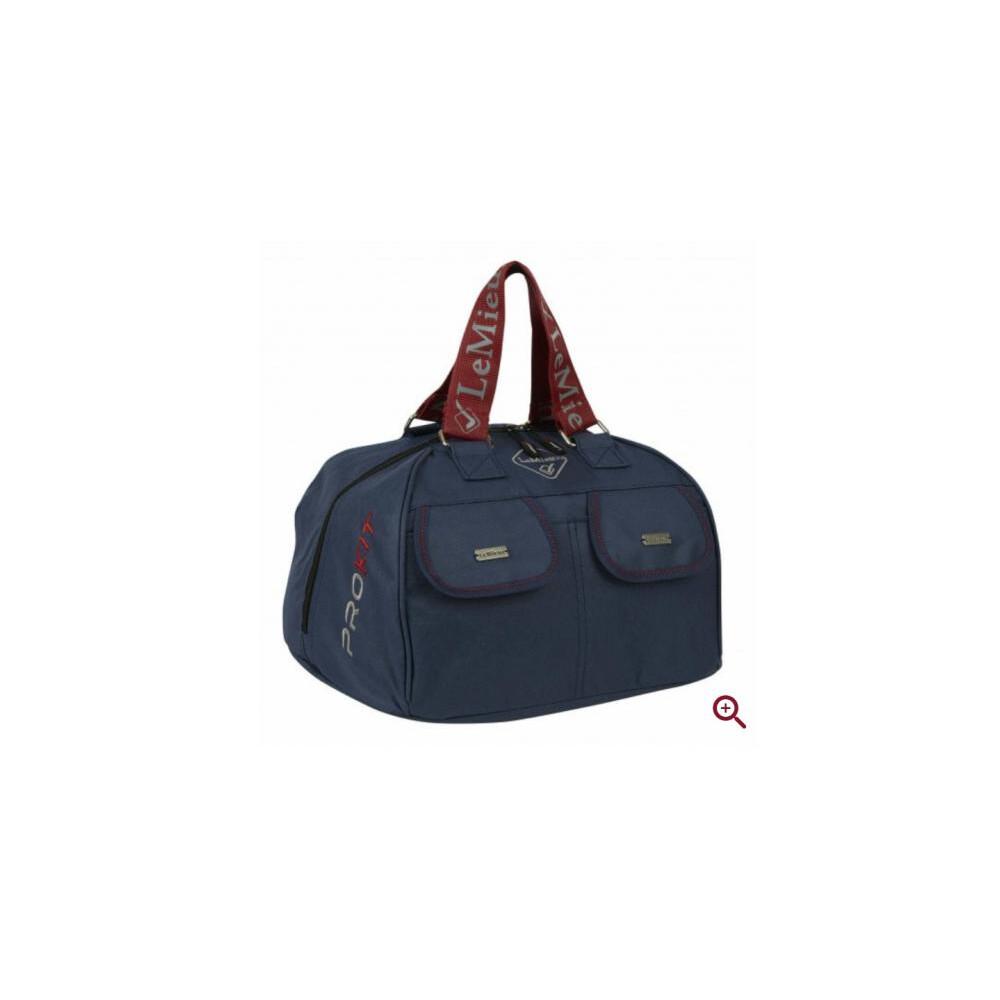 LeMieux Hat Bag in Navy