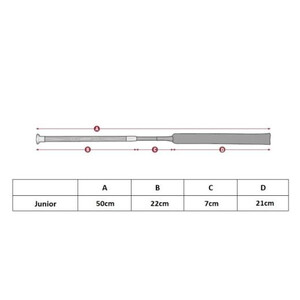 LeMieux Junior Pro Baton - 50cm