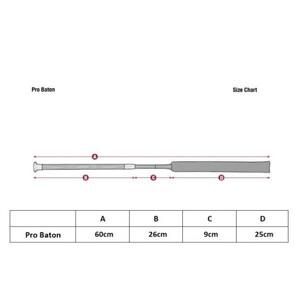 LeMieux Le Grip Pro Baton - 60cm