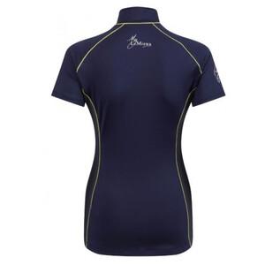 LeMieux My  AirTec UV Shirt  - Navy/Citron