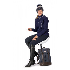 LeMieux My  Madrisa Fleece - Ink Blue