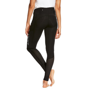Ariat WMS EOS Knee Patch Tight Black