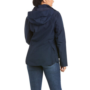 Ariat Womens Coastal H2O Jacket Navy