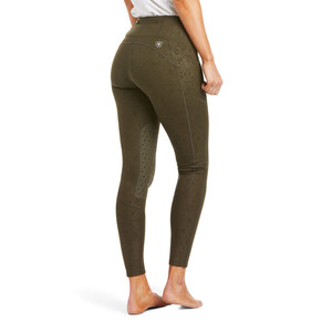 Ariat Womens Eos Knee Patch Tight Relic Emboss