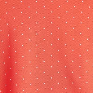 Ariat Womens Sunstopper 2.0 1/4 Zip Cayenne Dot in Cayenne Dot