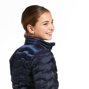 Ariat Youth Ideal 3.0 Down Jacket Navy