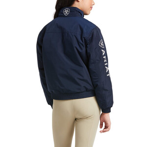 Ariat Youth Stable Insulated Jacket Navy