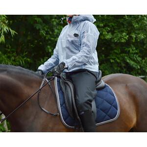 QHP Raincoat transparent Junior
