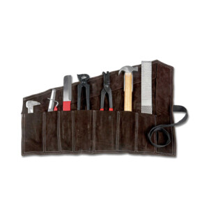 Waldhausen Farriers Kit with Leather Bag in Unknown