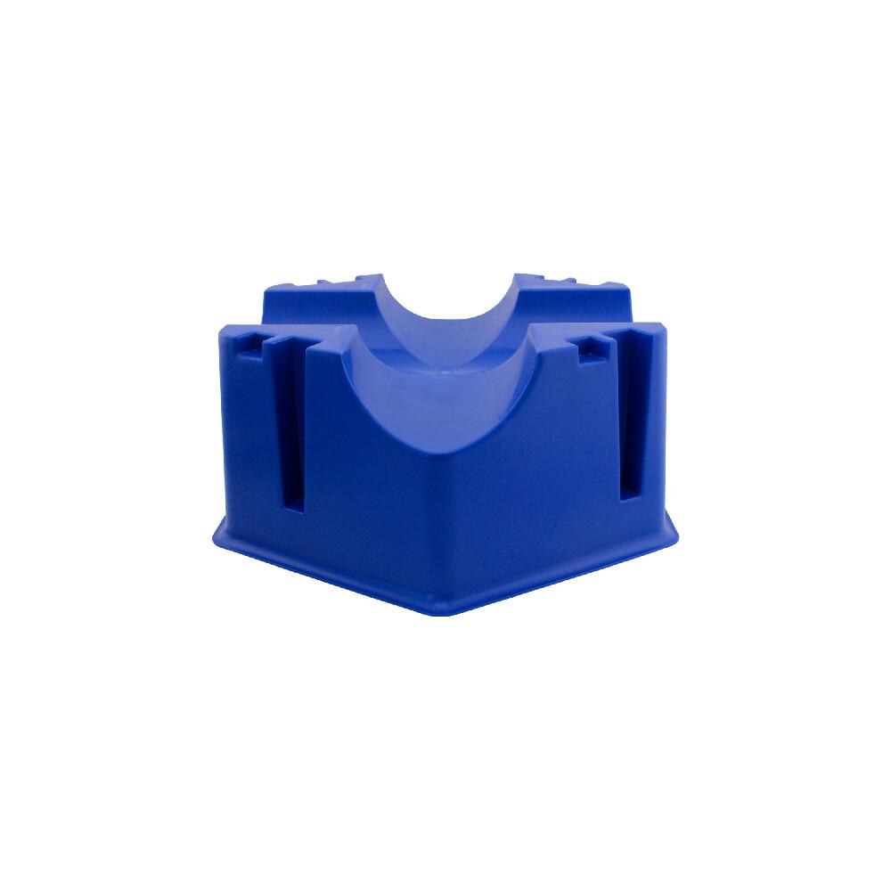 Waldhausen Pole Block - Single in Blue