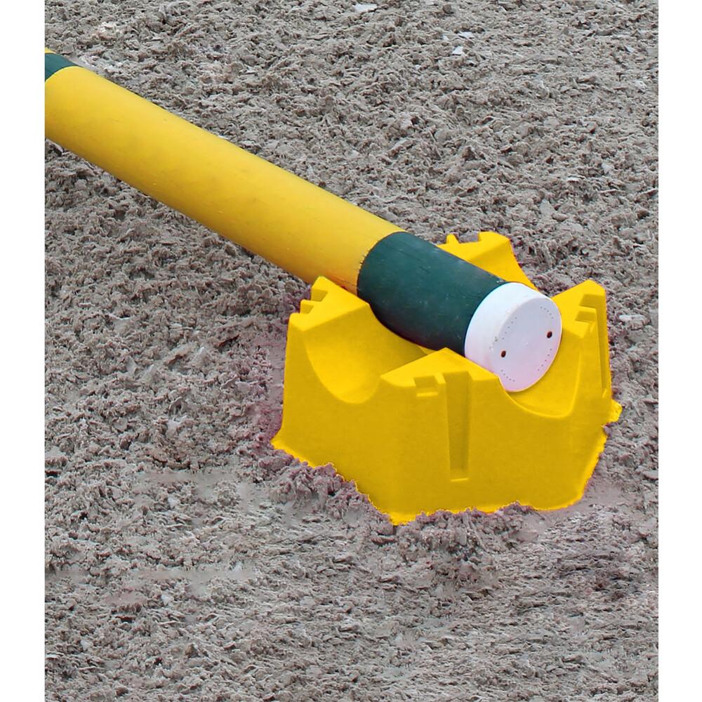 Waldhausen Pole Block - Single in Yellow