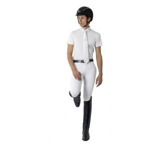 LeMieux Monsieur Competition Tie White in White