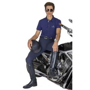 LeMieux Monsieur Mens Polo - Navy