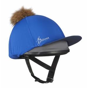 LeMieux Pom Pom Hat Silk - Benetton in Benetton