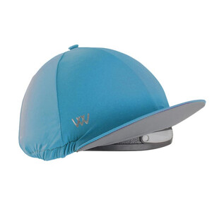 Woof Wear Convertible Hat Cover - Turquoise in Turquoise