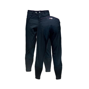 Celtic Equine Supplies Breeze Up 3/4 length EXERCISE Breeches - Black in Black