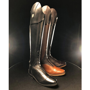 Mountain Horse Sovereign High Rider Short Height -Calf Regular - Black