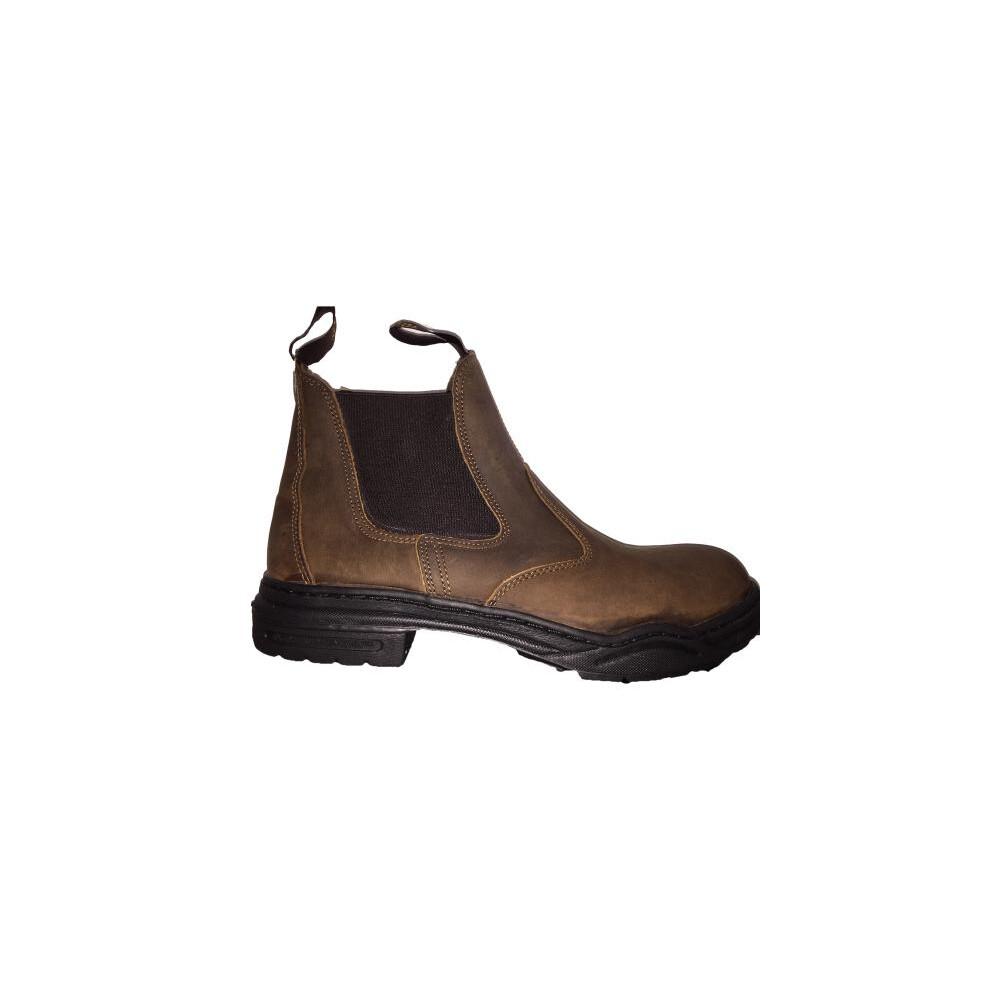 Mountain Horse Stable Jodhpur Boot - Cinnamon in Cinnamon