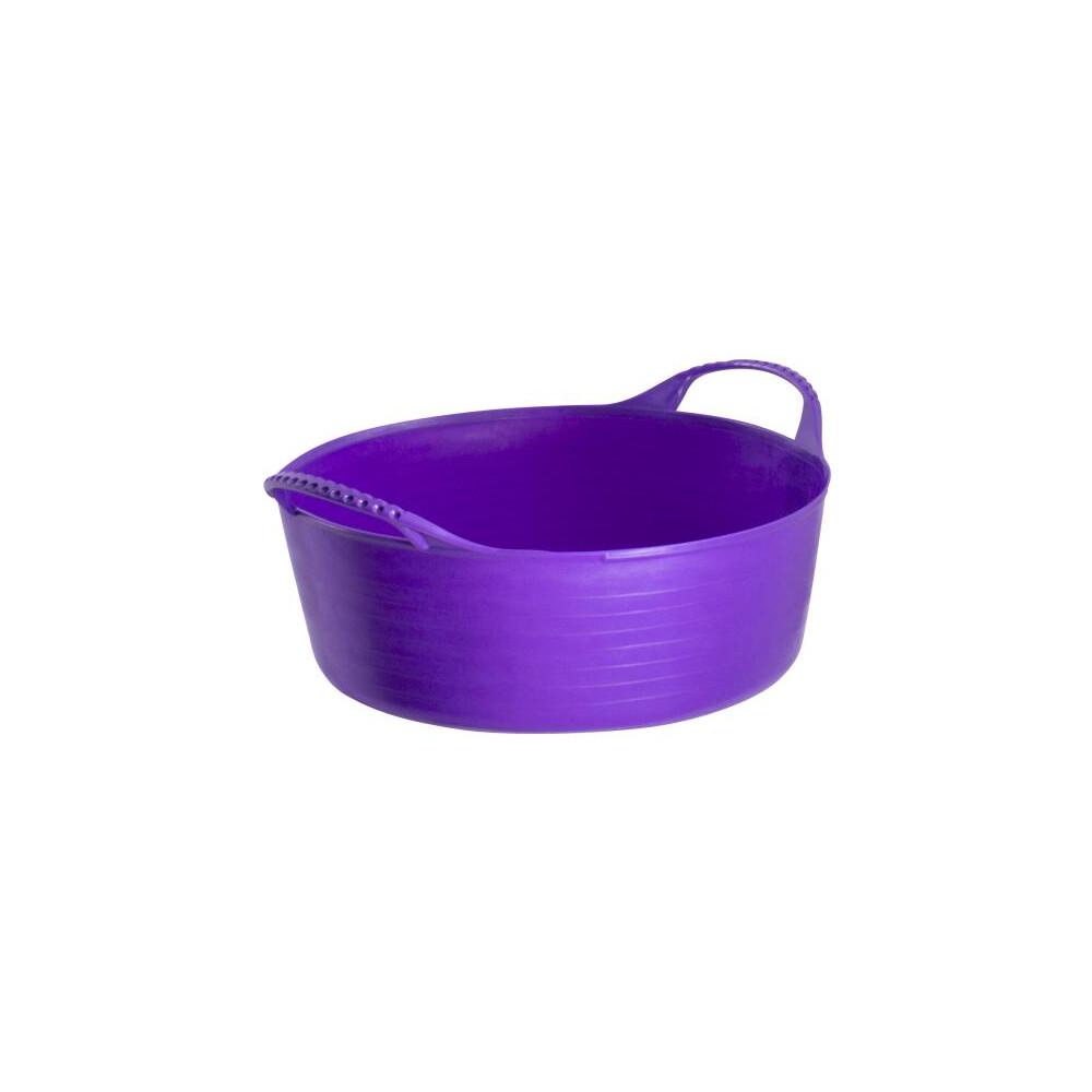 Red Gorilla Flexible Mini Shallow - 5L in Purple