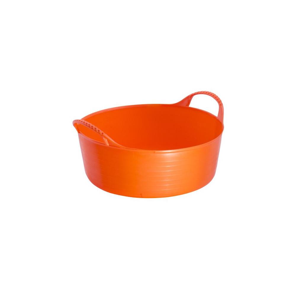Red Gorilla Flexible Mini Shallow - 5L in Orange