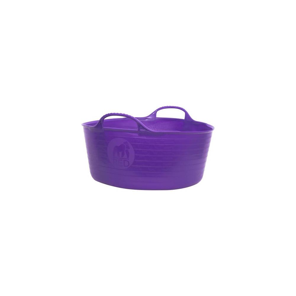 Red Gorilla Flexible Small Shallow - 15L in Purple