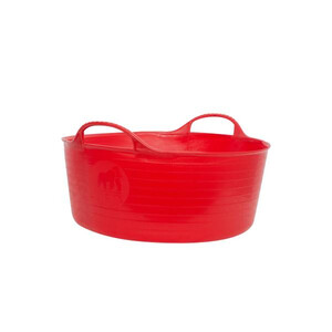 Red Gorilla Flexible Small Shallow - 15L in Red