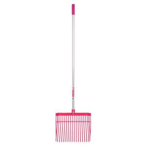 Red Gorilla PC Bedding Fork in Pink