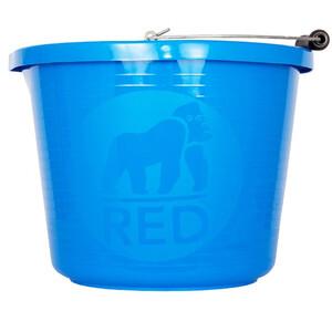 Red Gorilla Premium Bucket in Blue