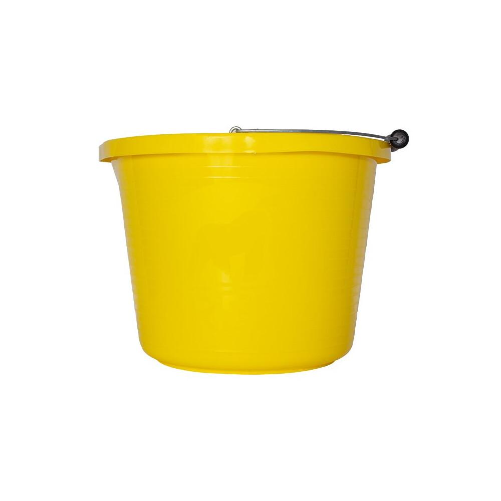 Red Gorilla Premium Bucket in Yellow