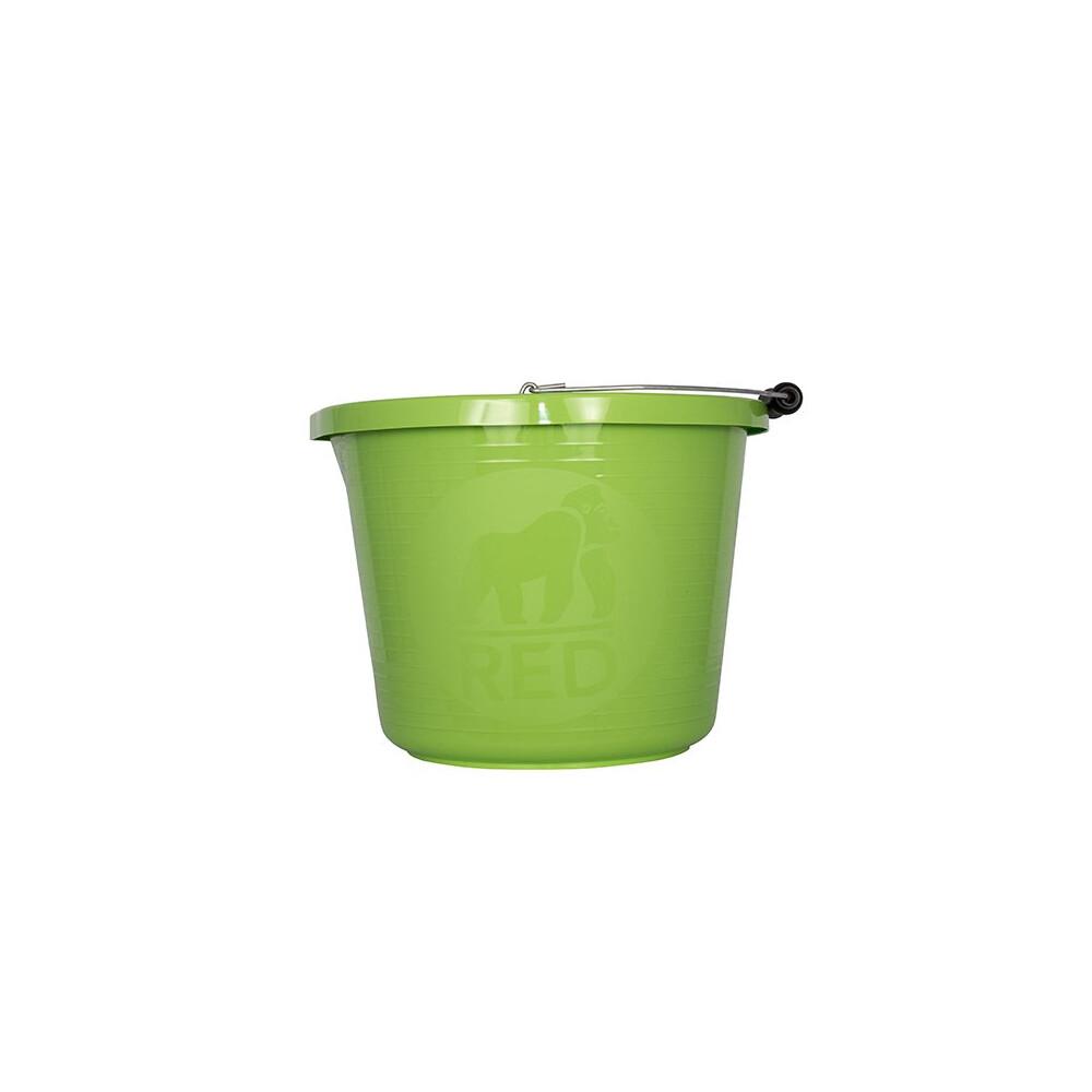 Red Gorilla Premium Bucket in Pistachio