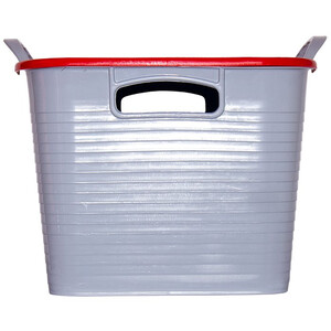 Red Gorilla Tub & Lid in Red