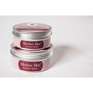 Mother Bee Leather Balm Tin in Unknown
