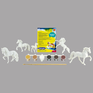 Breyer Colourful Breeds Painting Kit