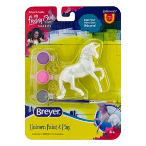 Breyer Unicorn Paint & Play  Assortment