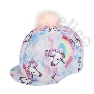 Jenkinsons Pastel Unicorn Lycra Hat Cover in Unknown