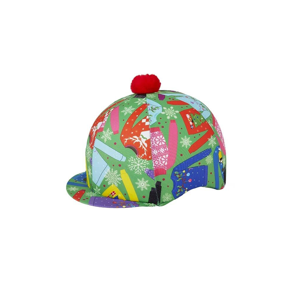 Jenkinsons Elico Christmas Jumpers Lycra Cap Cover in Unknown
