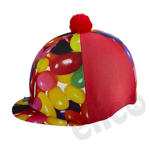 Jenkinsons Elico Jelly Beans Lycra Hat Cover in Unknown